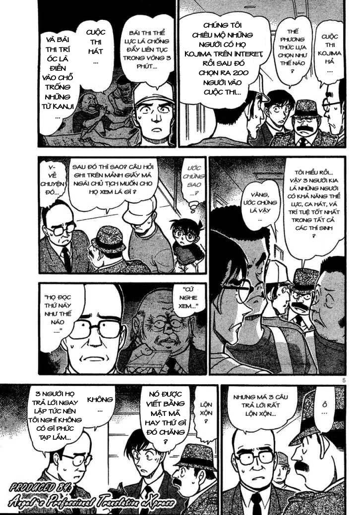 Detective Conan - Thám Tử Lừng Danh Conan chap 659 page 6 - IZTruyenTranh.com