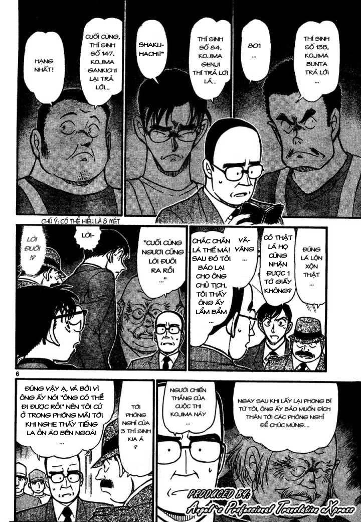 Detective Conan - Thám Tử Lừng Danh Conan chap 659 page 7 - IZTruyenTranh.com