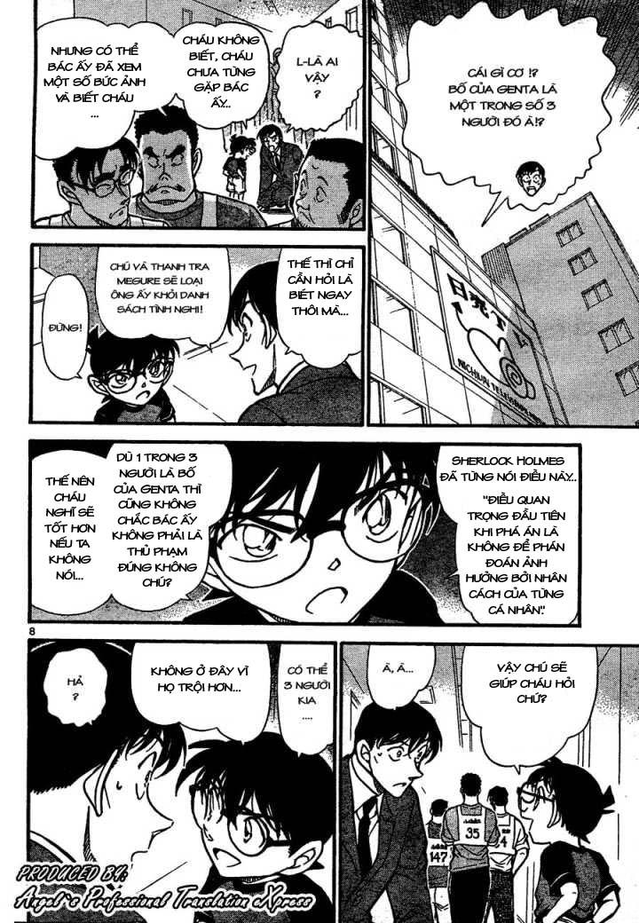 Detective Conan - Thám Tử Lừng Danh Conan chap 659 page 9 - IZTruyenTranh.com