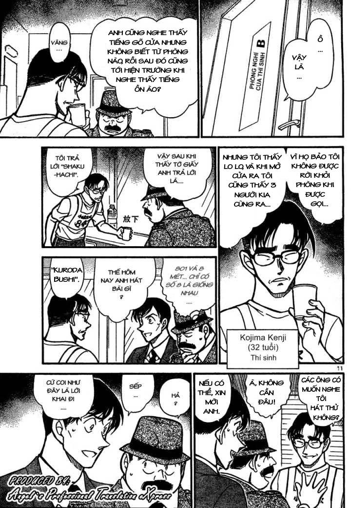 Detective Conan - Thám Tử Lừng Danh Conan chap 659 page 12 - IZTruyenTranh.com