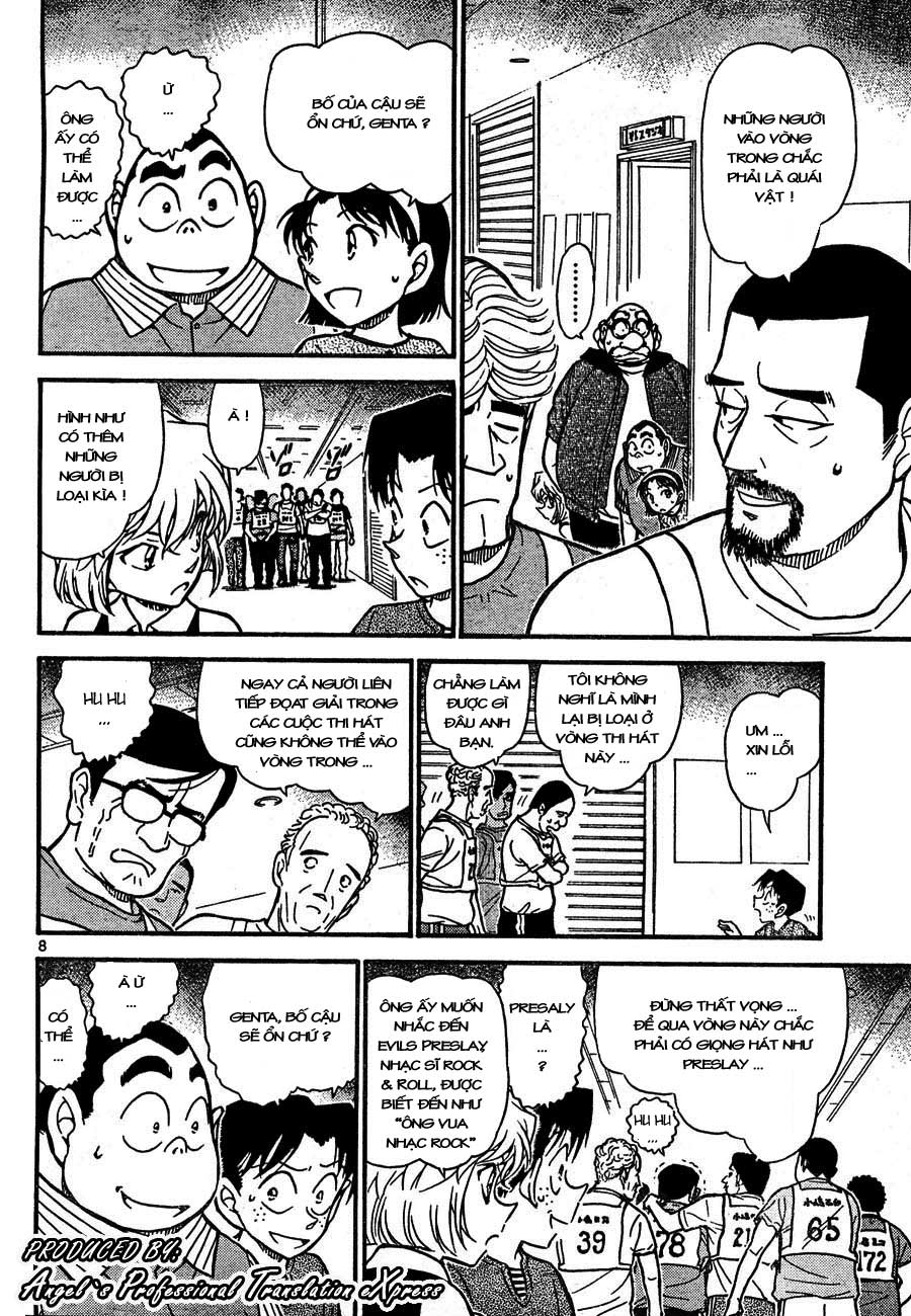 Detective Conan - Thám Tử Lừng Danh Conan chap 658 page 8 - IZTruyenTranh.com