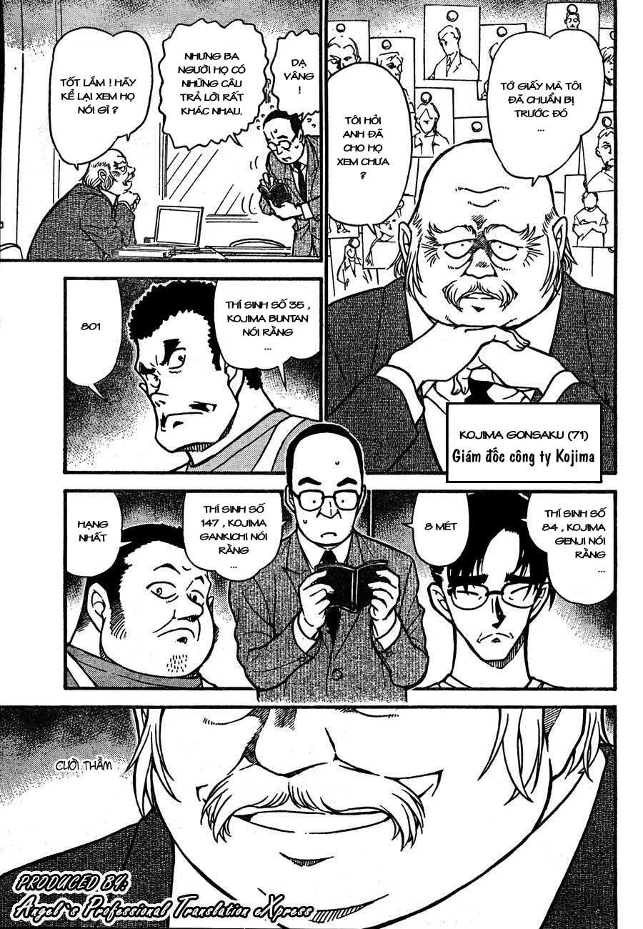 Detective Conan - Thám Tử Lừng Danh Conan chap 658 page 11 - IZTruyenTranh.com