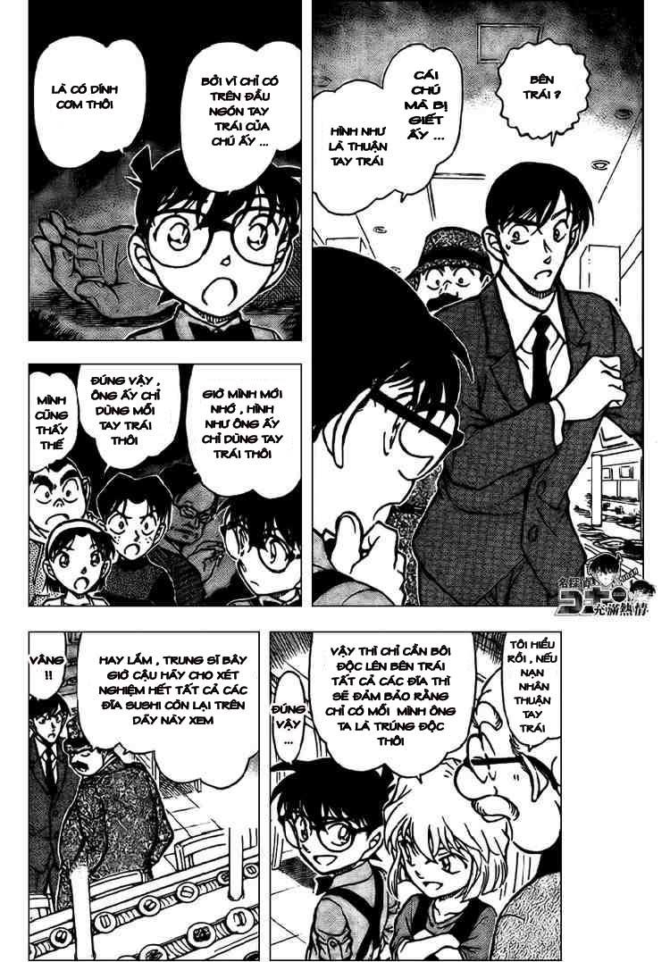 Detective Conan - Thám Tử Lừng Danh Conan chap 656 page 12 - IZTruyenTranh.com