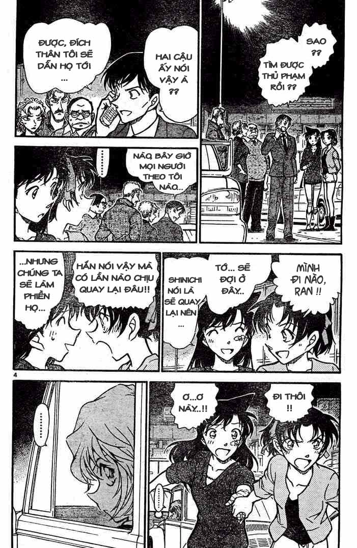 Detective Conan - Thám Tử Lừng Danh Conan chap 654 page 4 - IZTruyenTranh.com