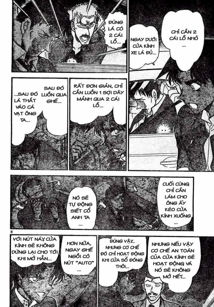 Detective Conan - Thám Tử Lừng Danh Conan chap 654 page 6 - IZTruyenTranh.com