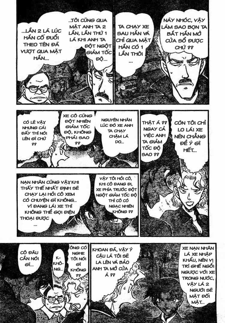Detective Conan - Thám Tử Lừng Danh Conan chap 654 page 7 - IZTruyenTranh.com