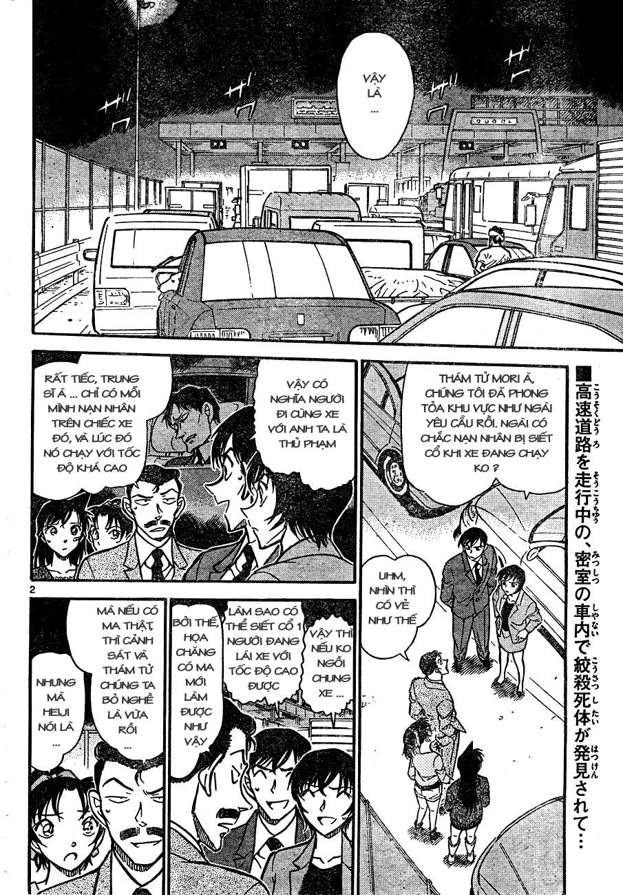 Detective Conan - Thám Tử Lừng Danh Conan chap 653 page 2 - IZTruyenTranh.com