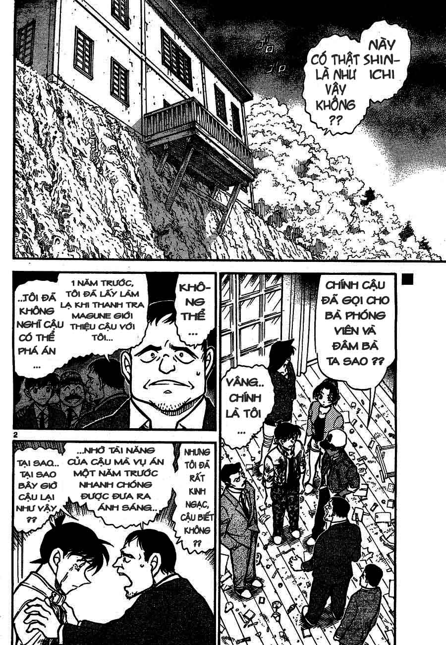 Detective Conan - Thám Tử Lừng Danh Conan chap 651 page 2 - IZTruyenTranh.com