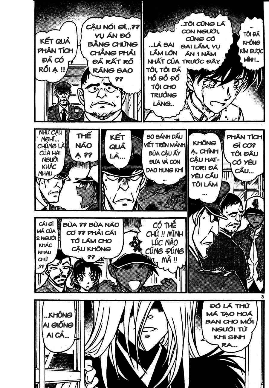 Detective Conan - Thám Tử Lừng Danh Conan chap 651 page 3 - IZTruyenTranh.com