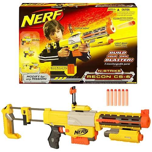 Nerf N Strike Recon Cs 6 Dartblaster Modding Community
