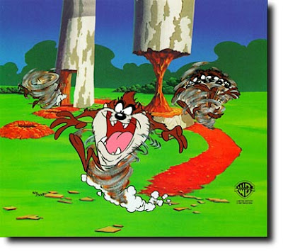 Gambar gambar kartun tazmania, gambar animasi cartoon
