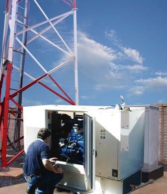 Instalaciones de equipos de radio comunicaciones