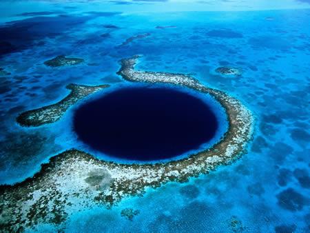 a391 hole Great Blue Hole
