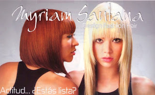 Campa as myriam santana salon santana modelos for Myriam k salon