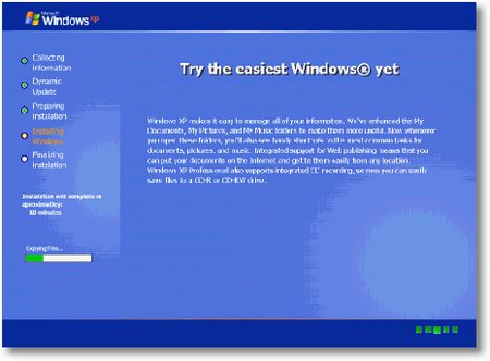 Cara Repair Windows XP | Memperbaiki Windows Terlengkap