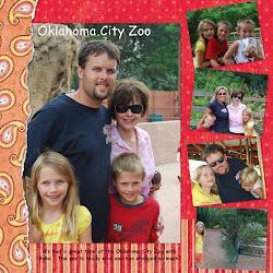 Oklahoma City Zoo with Barbara