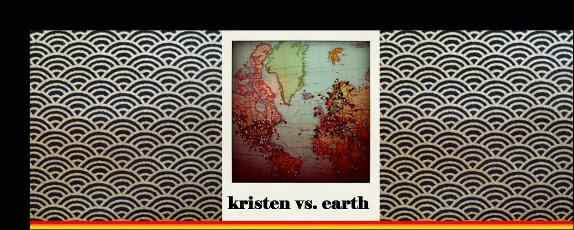 kristen vs. earth