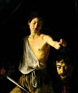 MICHELANGELO MERISI DE CARAVAGGIO (1573-1610)