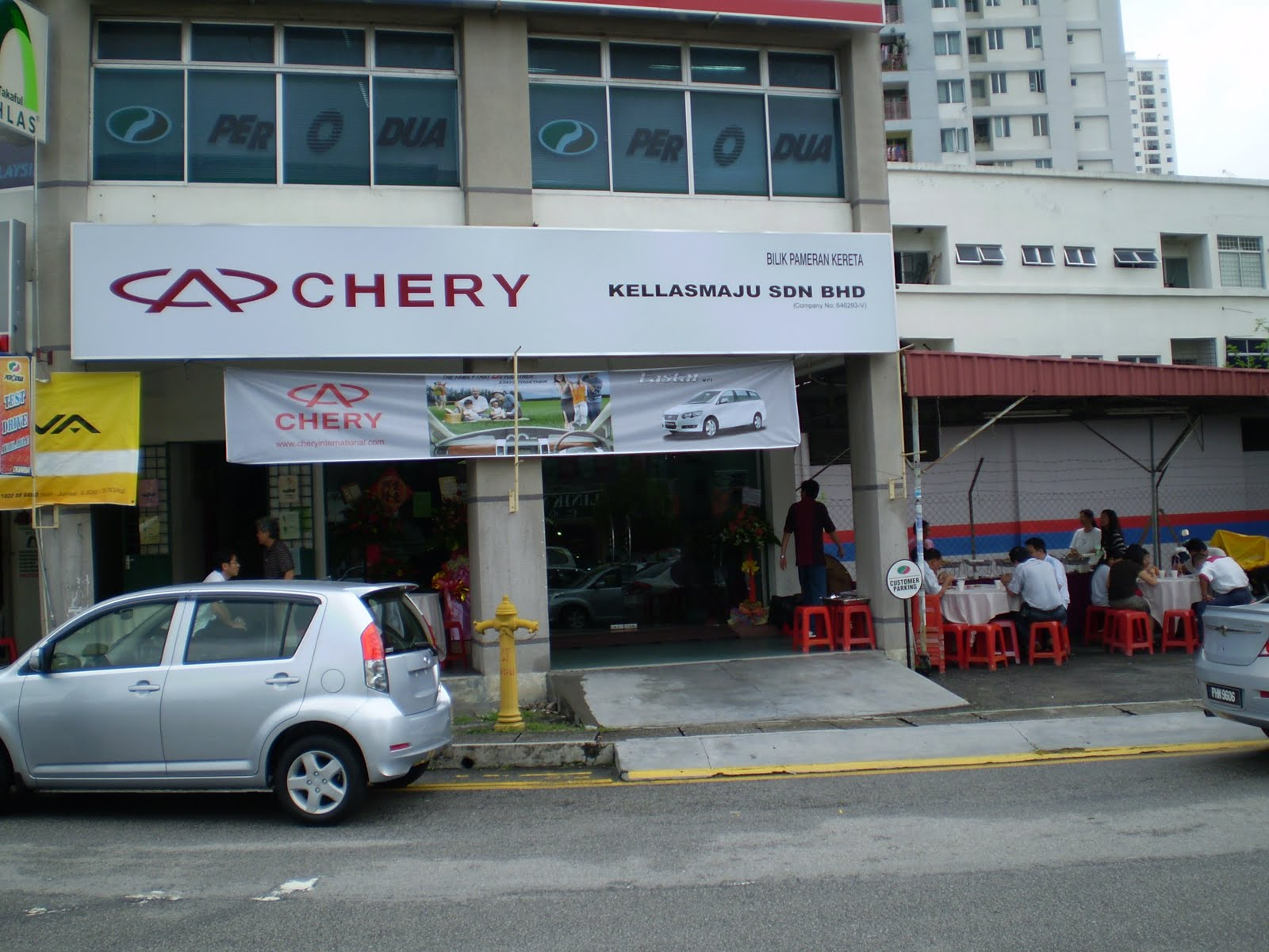 Chery in Penang Kellasmaju Sdn Bhd ~ Backofen Sdn Bhd