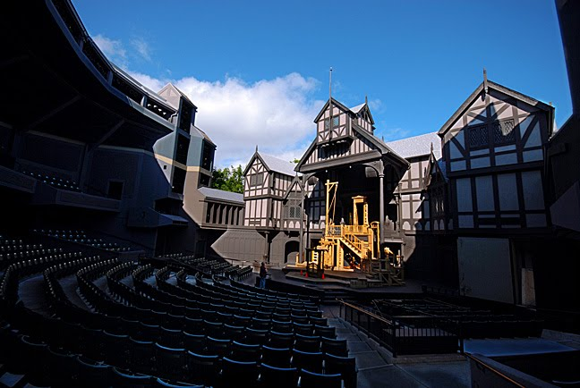Elizabethan Theater Home Art Works