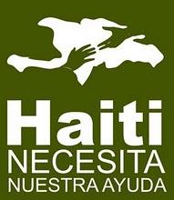 Hoy por Haíti y mañana por ti!!!
