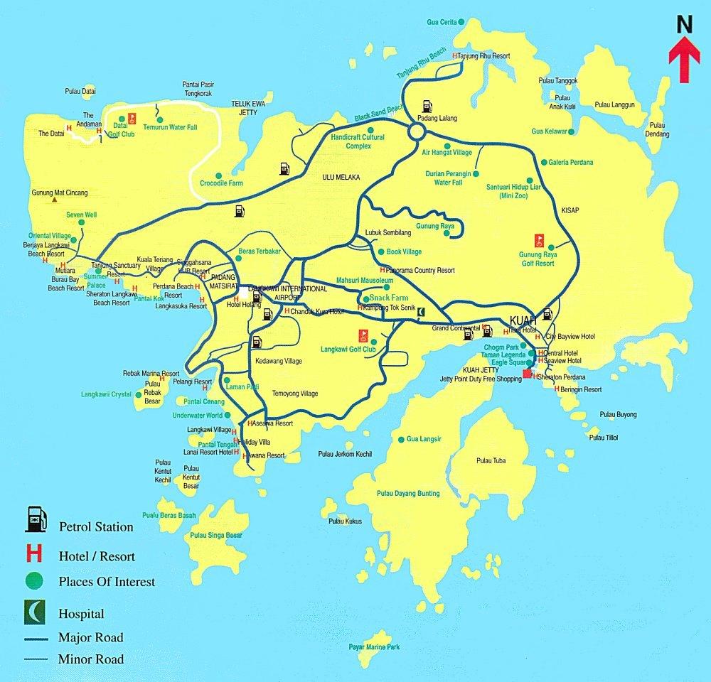 Welc0me T0 Langkawi Island Kedah Malaysia