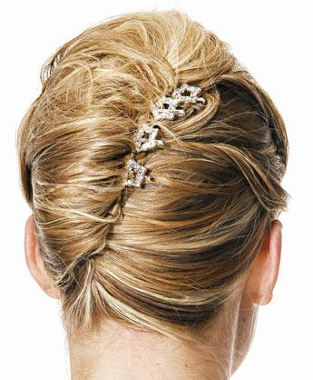 Como hacer un peinado para Ocasiones Especiales I