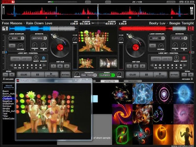 Free Download Virtual DJ 7 Pro Terbaru