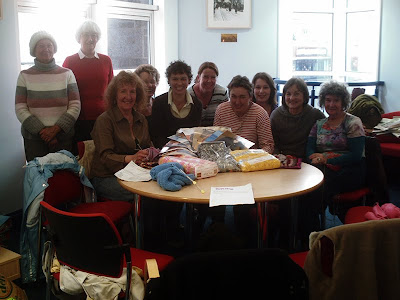 Tuesday Night Knitting Group - St Ives Library