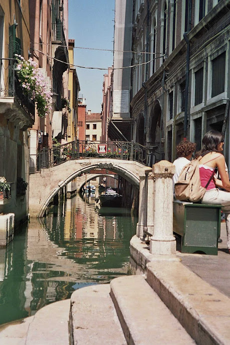 Un ponte in Venezia