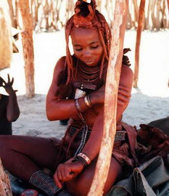 Mujeres De Tribus Africanas