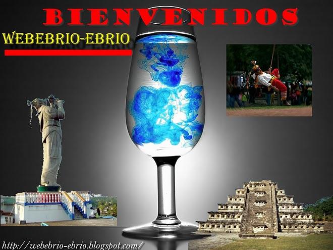 Bienvenidos a WEBEBRIO-EBRIO
