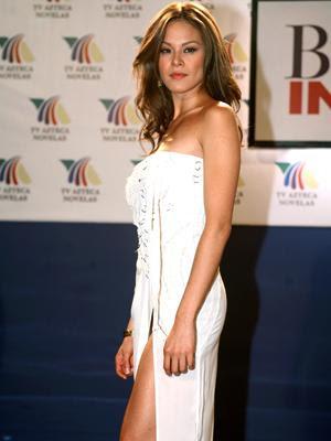 Actriz Natalia Farias