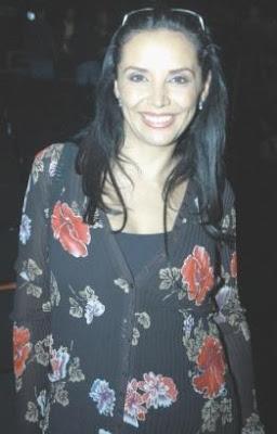 Actriz Mayra Rojas