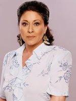 Actriz Carmen Delgado