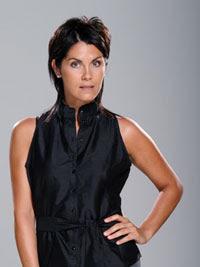 Actriz Paola Volpato