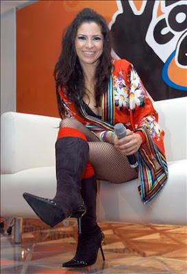 Cantante Alessandra Rosaldo