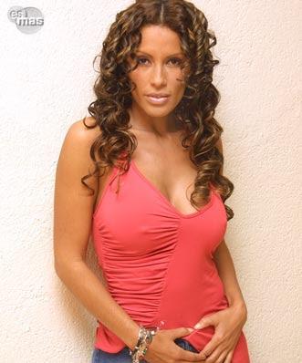 Actriz Paty Muñoz