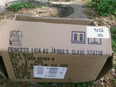 Jabba's Slave