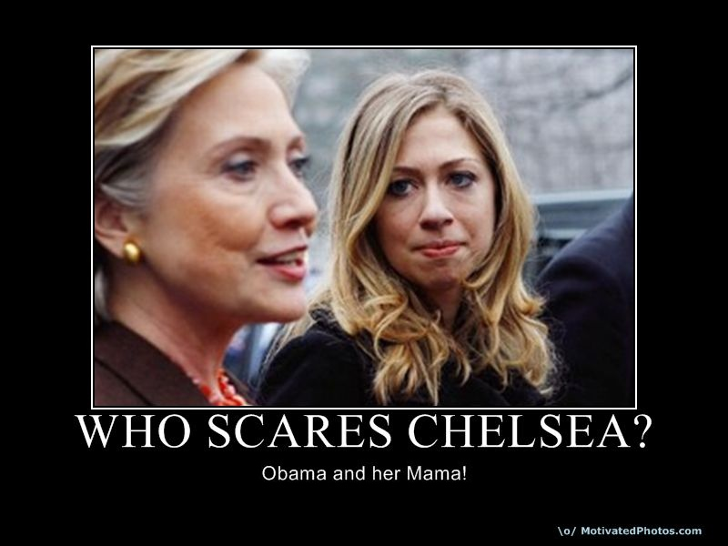 Who Scares Chelsea