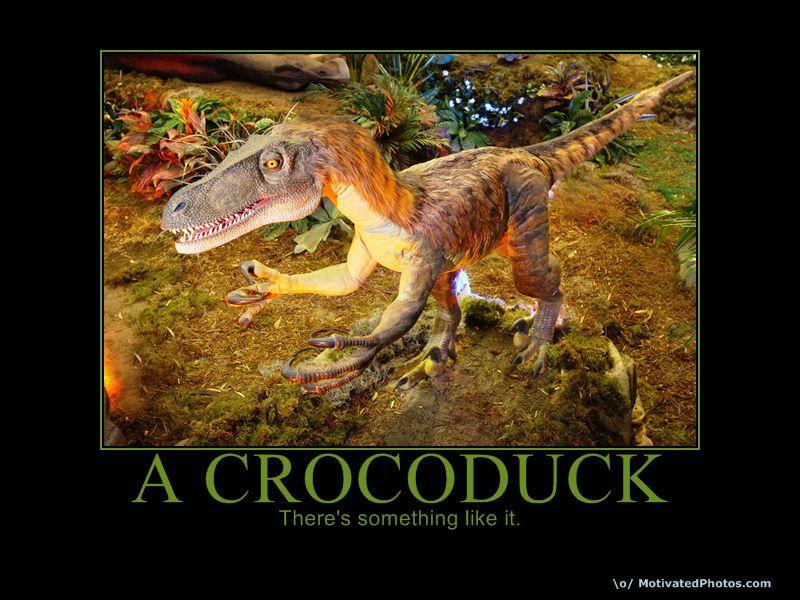 A Crocoduck