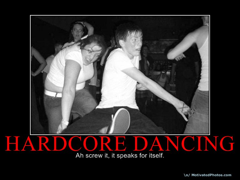 Hardcore Dancing