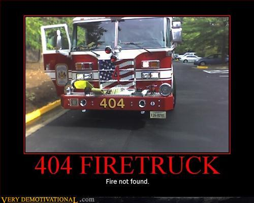 404 Firetruck