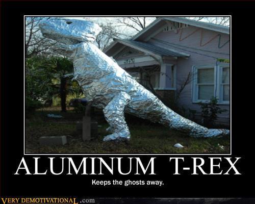 Aluminum T-Rex