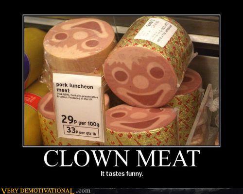 Clown Meat