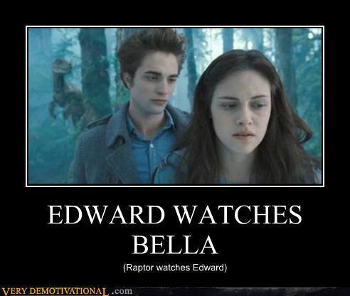 Edward Watches Bella