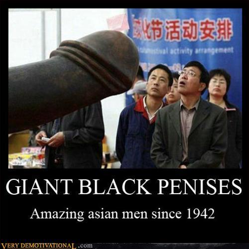 Giant Black Penises