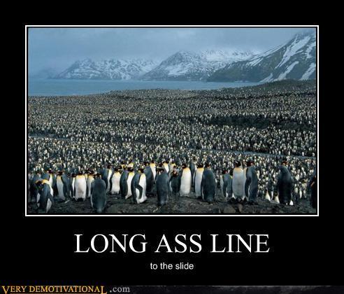 Long Ass Line