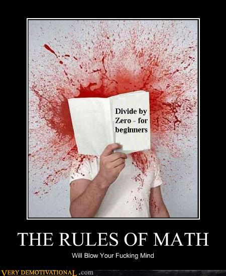 The Rules of Math