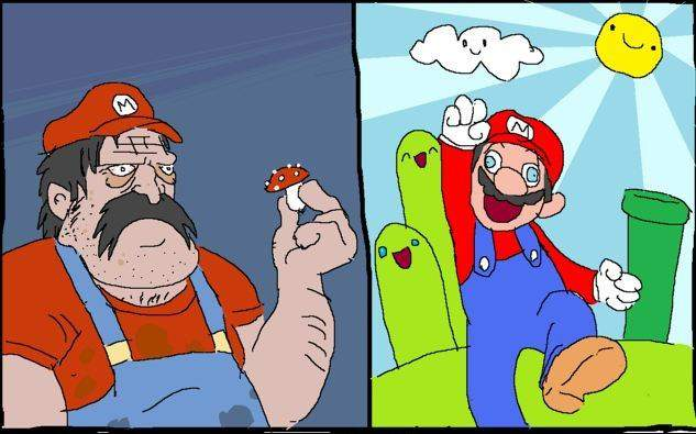 The Real Story of Super Mario
